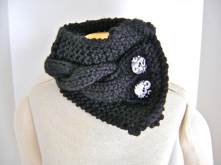 Easy pattern for beginners!  Still interesting enough for the seasoned knitter!