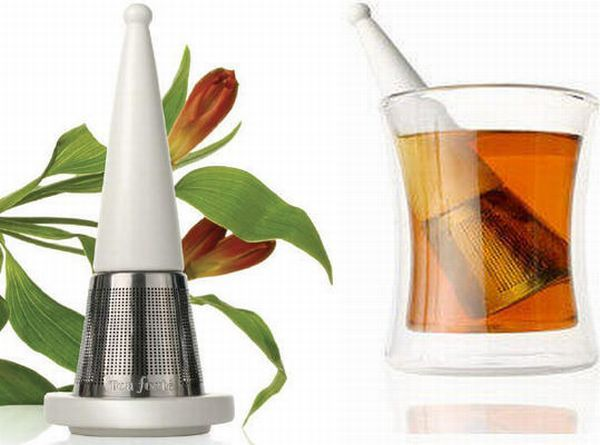 luci loose tea infuser from Cocoboat