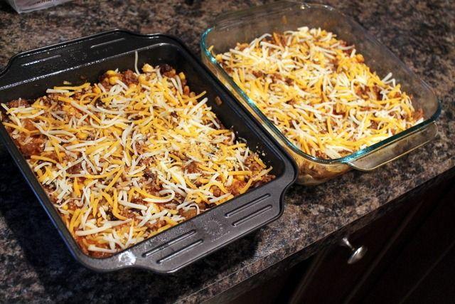 double duty quesadilla casserole   Weekday Recipes   Pinterest