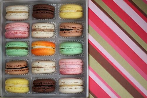 French Macarons | NOM NOM | Pinterest