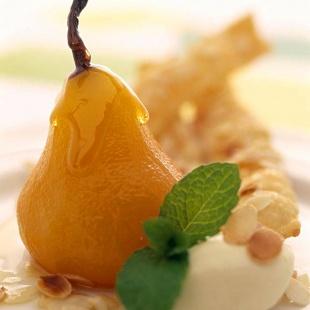 Caramelized Pear. | Fooooooood! | Pinterest