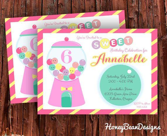 Rainbow Birthday Invitations is amazing invitations sample
