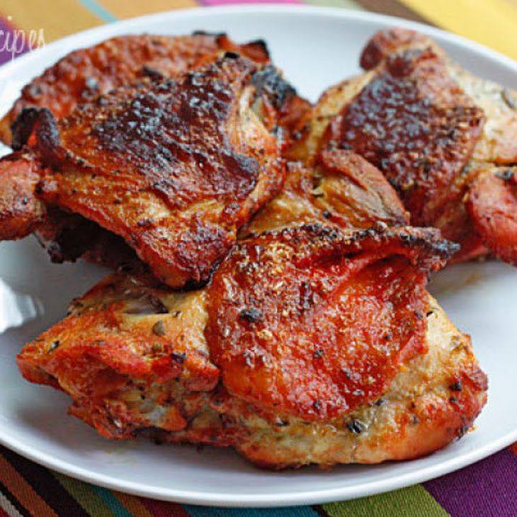 Broiled or Grilled Pollo Sabroso - looks good for anyone liking Latin ...