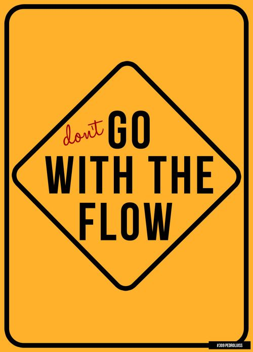 dating go with the flow Dating : should i have a conversation with him and ask if we're friends or should i just go with the flow what are some good dates to go on for casual first dates just for fun why do people go on dates if they're not looking for a relationship.