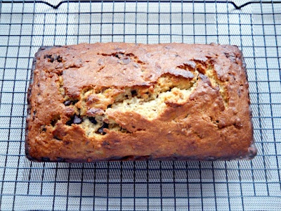 chocolate bourbon spiked banana bread | Breads♥Muffins♥Biscuits ...