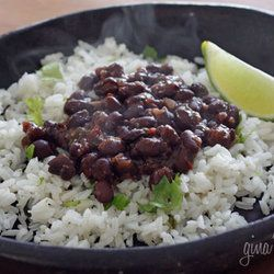 Quick and Delicioso Cuban Style Black Beans — Punchfork | ::food ...