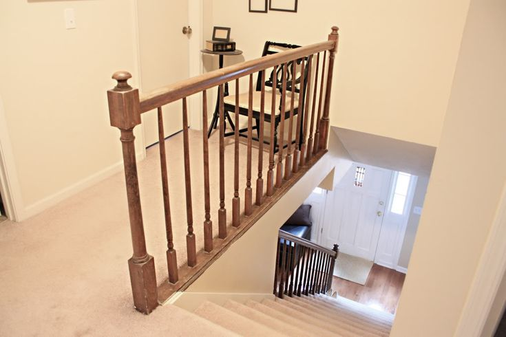 Paint The Handrail Home Elements Misc Pinterest