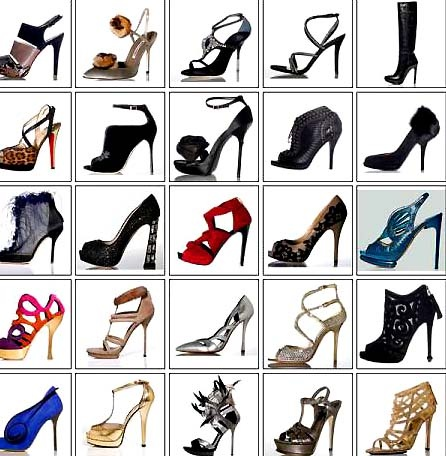 Saks Fifth Avenue Shoes Collection