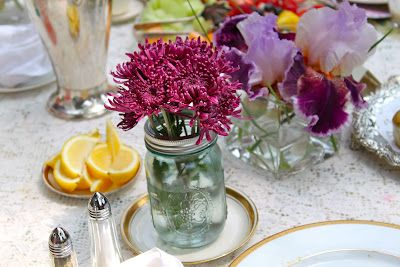 bridal shower tea party | that organic girl | tea party