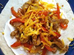 Basic Chicken Fajitas | Chicken | Pinterest