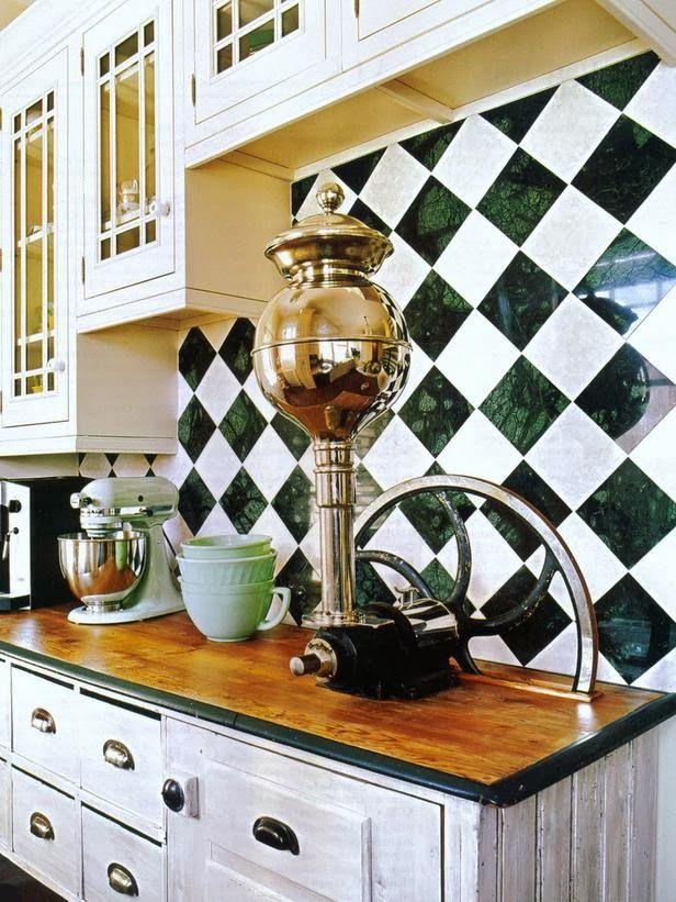 2014 colorful kitchen backsplashes ideas 2014 decorating