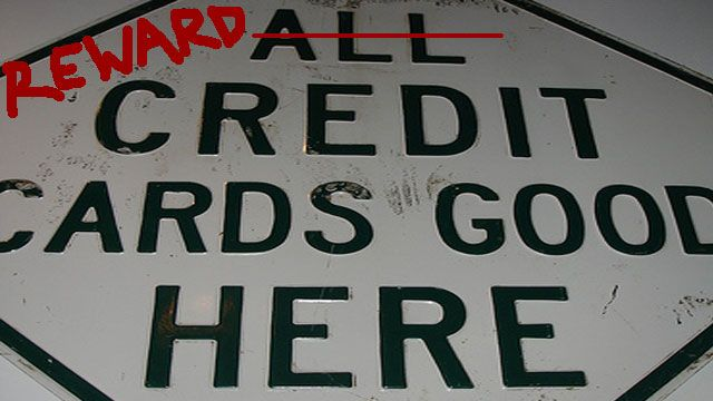 credit card rewards on gas and groceries