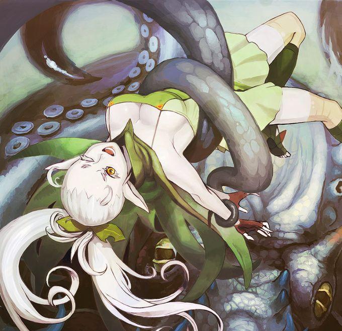 tentacle anime