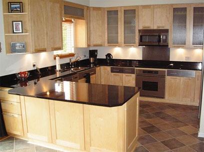 Refacing Kitchen Cabinets Black Ceramic Desk