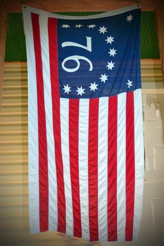 bicentennial flag 1976