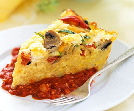 Pasta Frittata Recipe | Food Recipes - Yahoo! Shine
