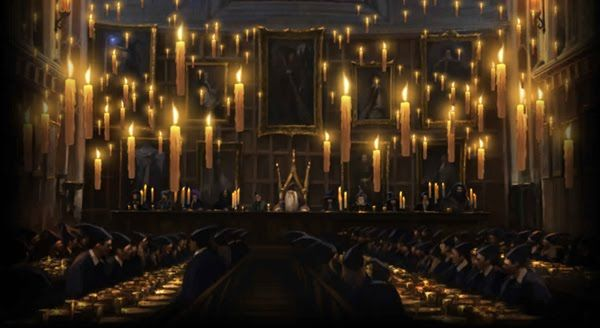 Official Pottermore blog