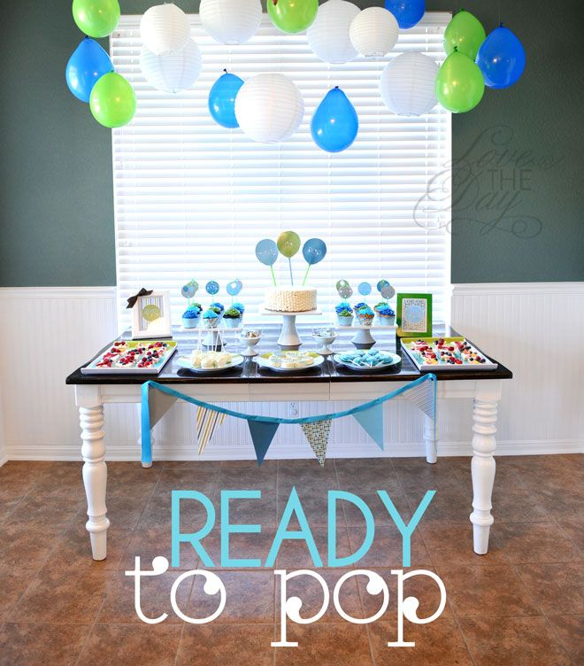 ready to pop baby shower baby showers pinterest