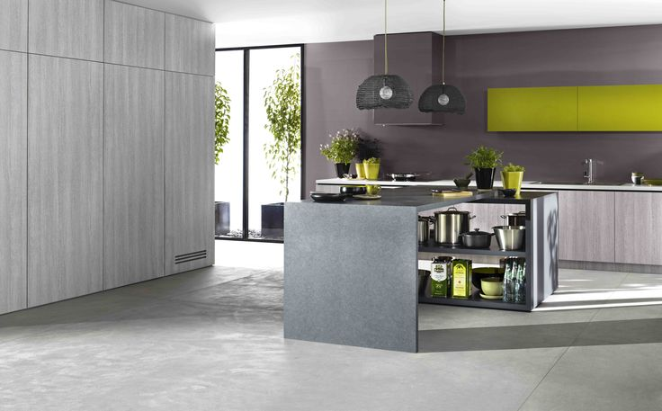 Bright Kitchen Interior Natural Nuance Nuance Finish Splashback And Rangehood Surround Laminex Metaline