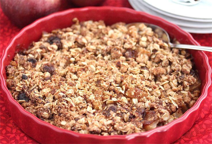 Gluten free apple oatmeal crisp recipe gluten free dairy free
