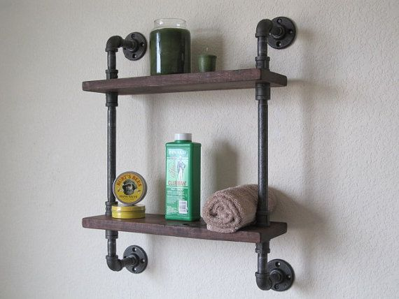 Elegant  Work In A Modern Bathroom Or Library A Simple Project, Special Tools Are Not Required To Make The Shelves Be Sure To Read The Supply List All The Way Through,