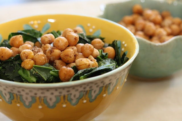 Chickpea, Potato, And Spinach Jalfrezi With Cilantro Chutney Recipes ...