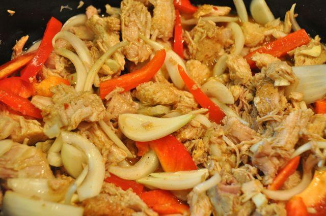 Hunk of Meat Monday: Beer Braised Pork Carnitas. http://beyerbeware ...