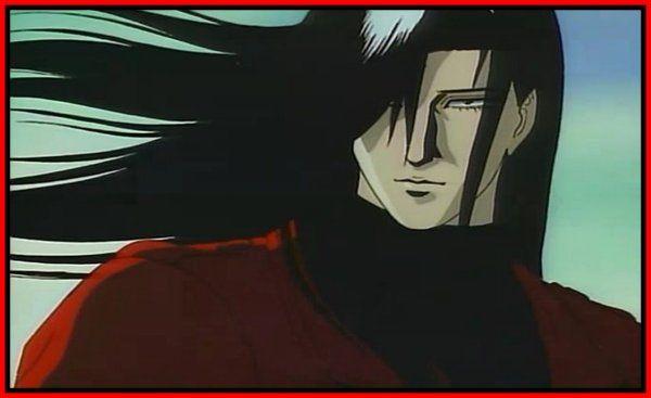 Mephisto Favorite Demon City Shinjuku Character