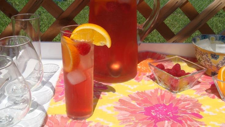 Spring Sangria recipe | RMEF Ideas | Pinterest