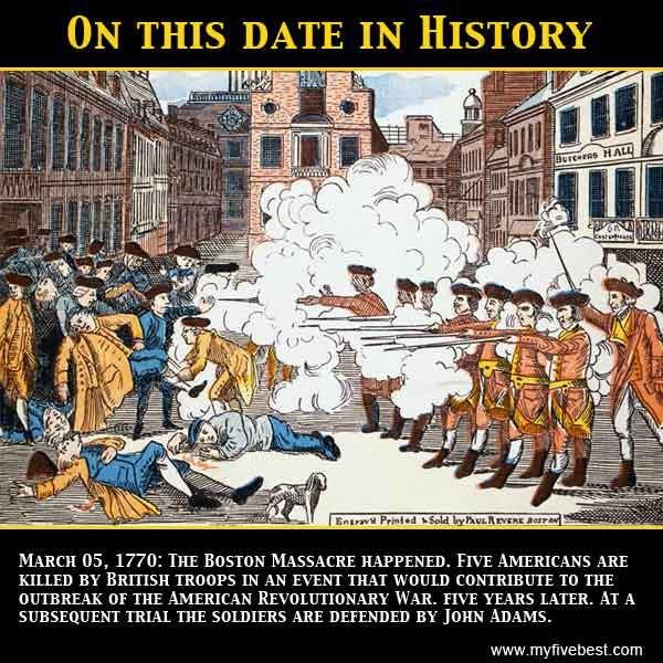 John Adams: Defense of the Boston Massacre Soldiers