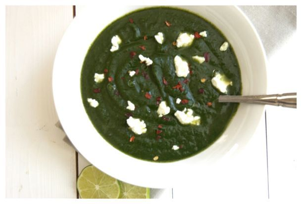 Spinach And Potato Soup Recipe | Recipes | Pinterest