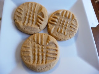 What's Brewing in the Kitchen: Peanut Butter Cookies