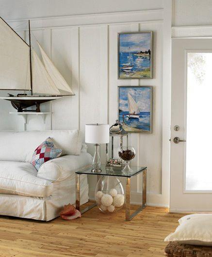Modern coastal living room decor its in the details pinterest