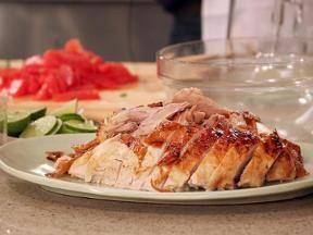 Herb Roasted and Braised Turkey | Recipe