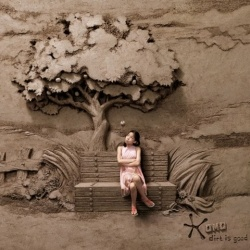 Dirt is good - sand sculptures by Jooheng Tan.  The latest campaign coming out of Lowe Singapore for the Omo brand. (in Spanish)