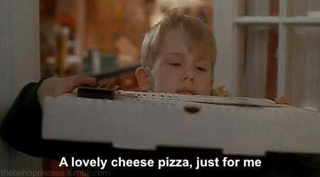 Image Result For Home Alone Cheese Pizza