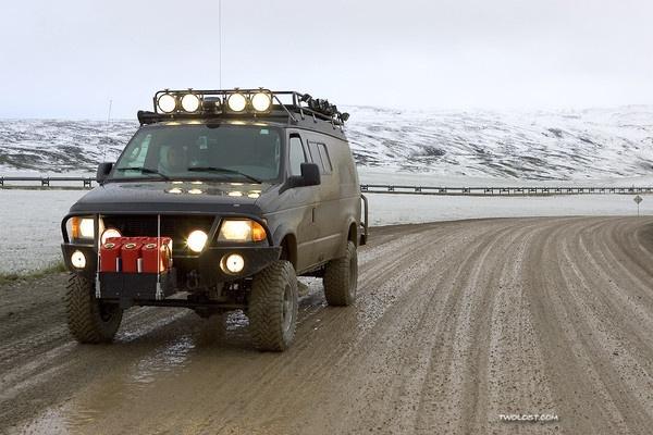 Ford Sportsmobile Mpg
