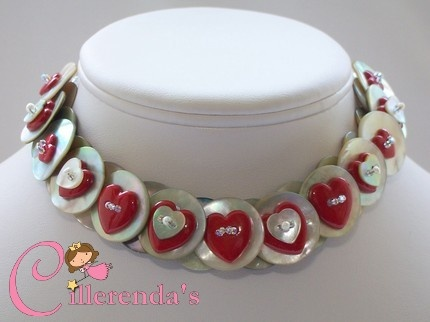 unique valentine jewelry