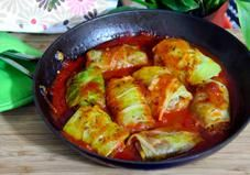 handbags sale Recipe MushroomStuffed Cabbage Rolls