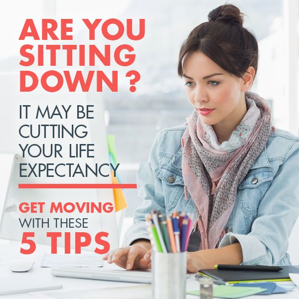 Sitting Down May Be Cutting Life Expectancy