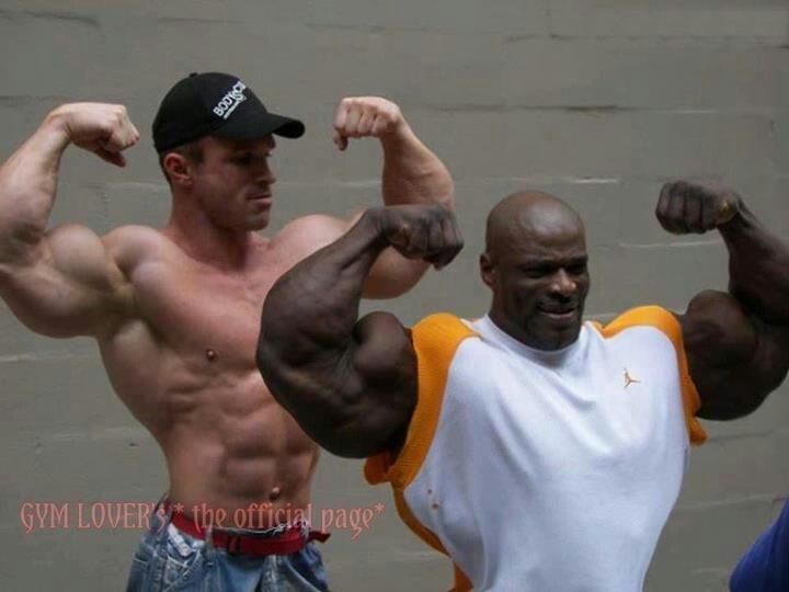 BIG RON | Bodybuilding | Pinterest