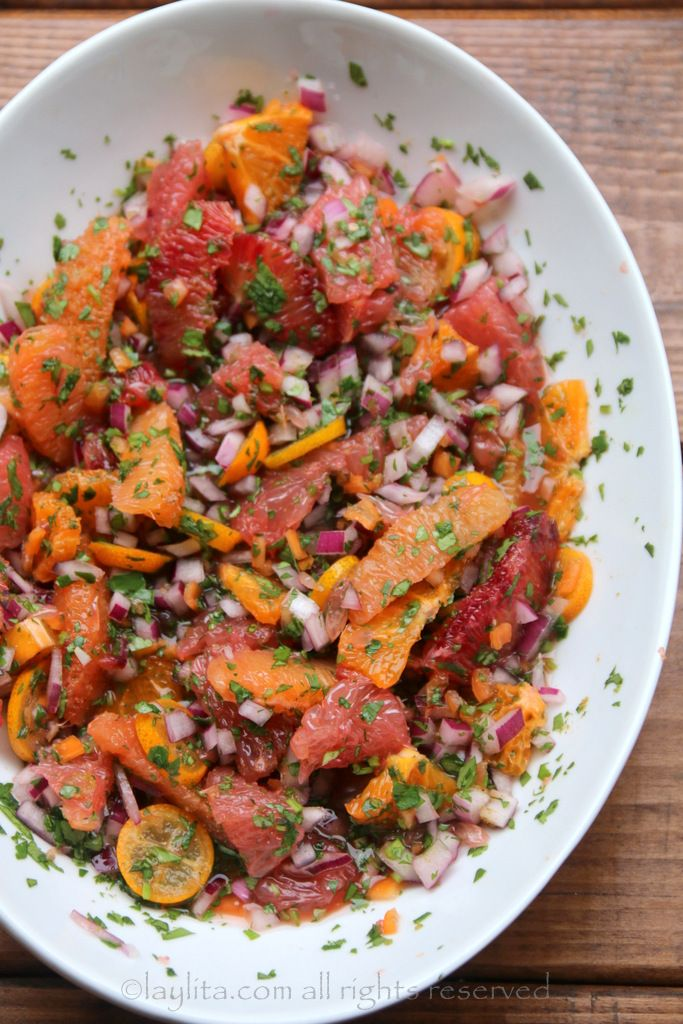 Citrus habanero salsa | Recipe