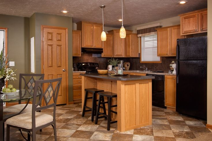Mobile home remodeling ideas new home ideas pinterest for Old home kitchen remodel
