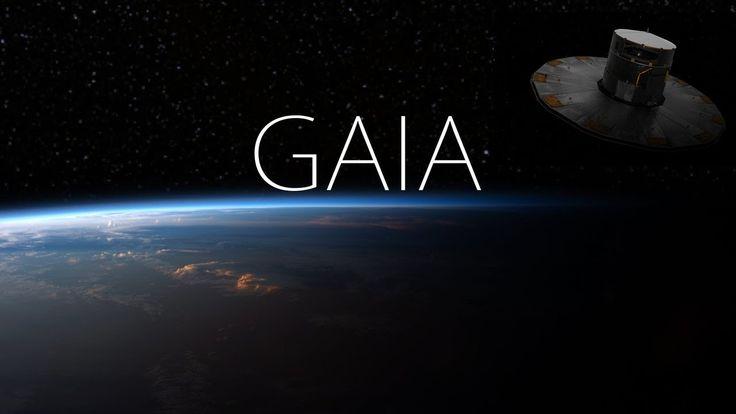 gaia spacecraft hd - photo #3