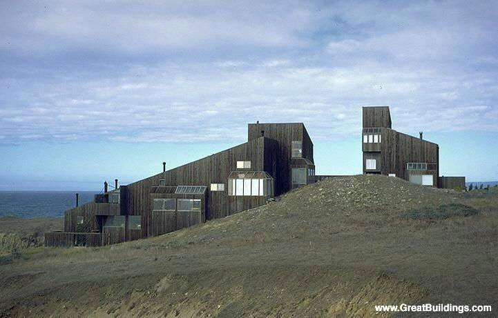 Sea Ranch Architecture Pinterest
