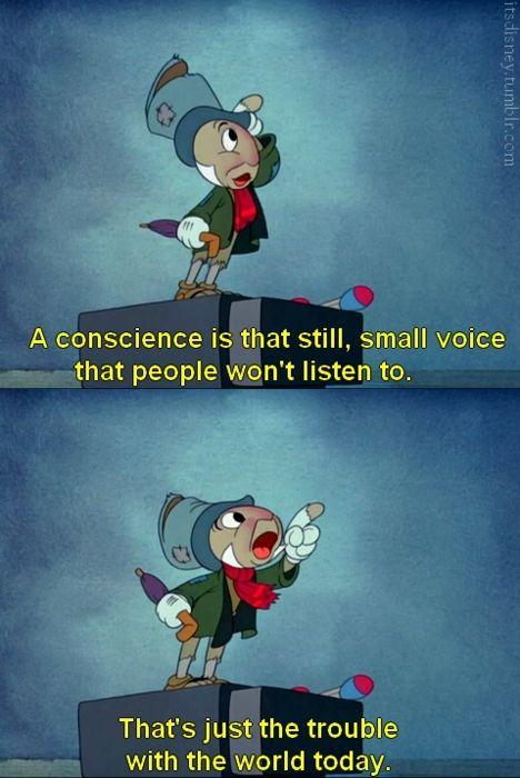 Jiminy Cricket Quotes QuotesGram