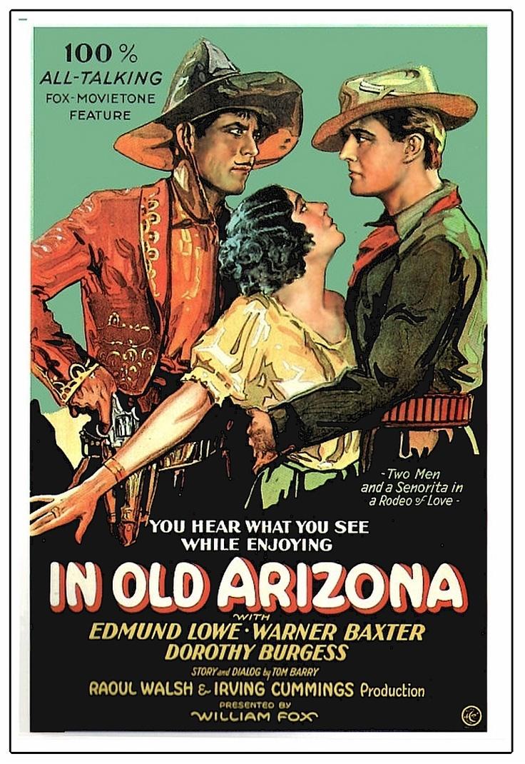 Warner Baxter - En El Viejo Arizona | 1929 | VOSE | MEGA