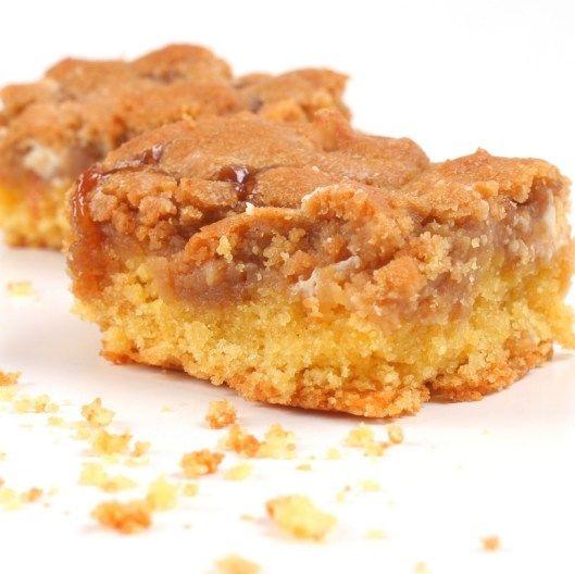 Cookie Bars Using Cake Mix