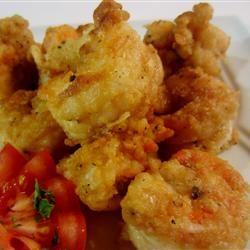 Fluffed Spice Prawns Allrecipes.com | Recipes | Pinterest