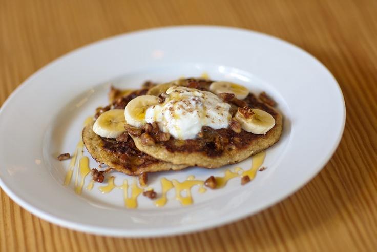 mess banana nut pancakes a beautiful mess banana nut pancakes ...